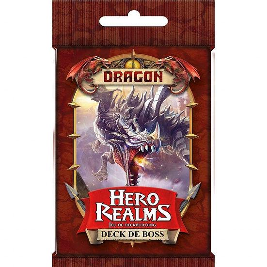 Hero Realms -   Deck de Boss