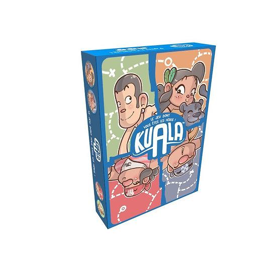 Kuala -   Le jeu dont vous êtes le héros