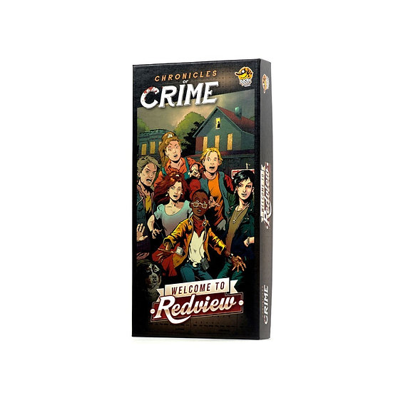 Welcome to Redview -   Chronicles of crime