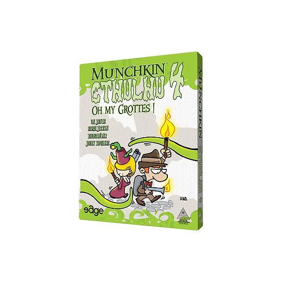 Munchkin Cthulhu -   Oh my Grottes!