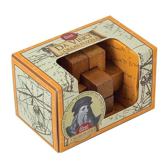 Da Vinci's Cross Puzzle