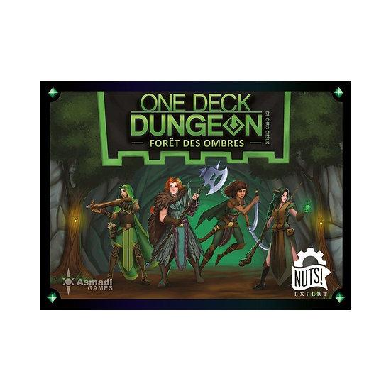 One Deck Dungeon   - La Foret des Ombres