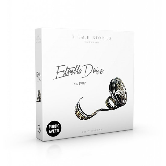 Time Stories -   Estella Drive