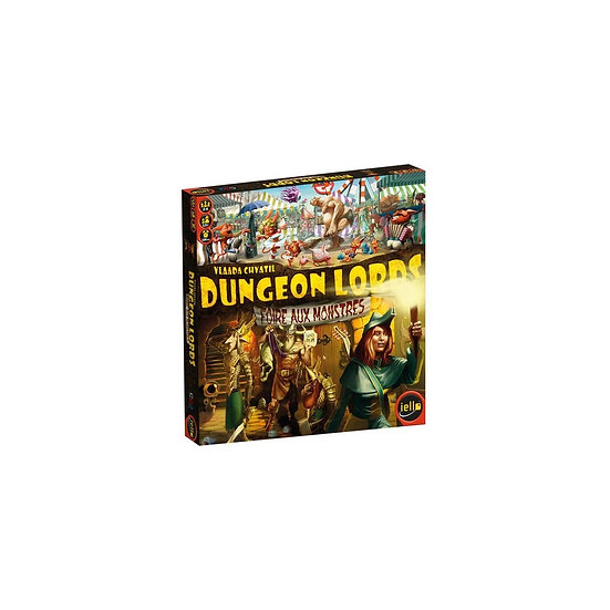 Dungeon Lords -   La foire aux Monstres
