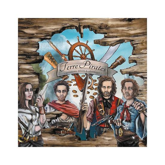 Terre Pirates -   Extension Capitaine