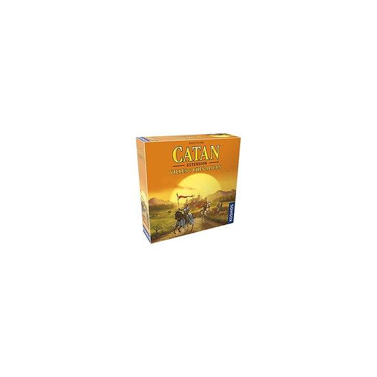 Catan -   Extension villes et chevaliers