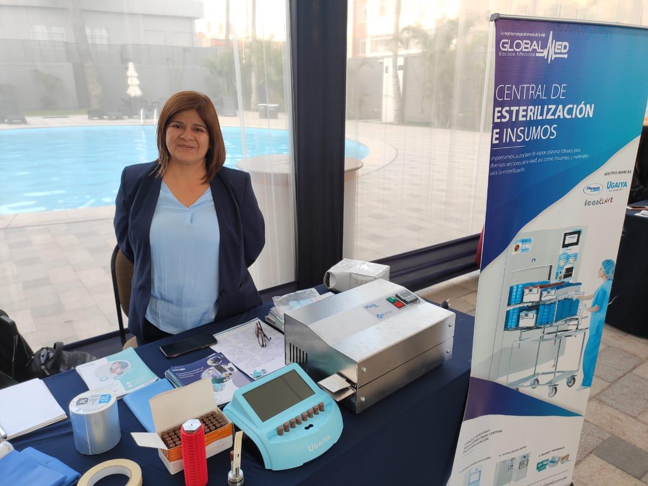 3er Congreso de Esterilización, Peru