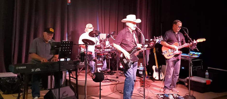 Whiskey River Band June 17