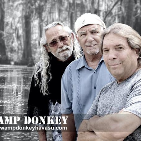 Swamp Donkey June 2