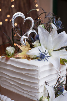 Wedding Cake Shugrue's Cornerside Bakery
