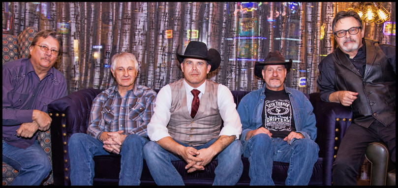 Seth Turner and the High Desert Drifters Jan 29-30