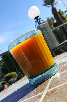 Orange Glow Juice