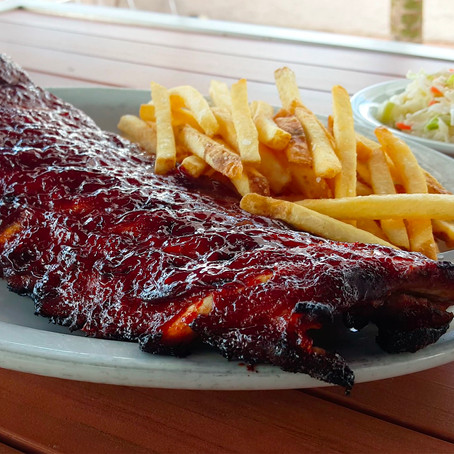 $7 OFF Full Rack of Ribs!