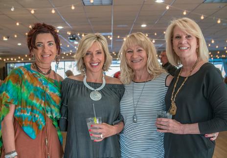 Ladies at event