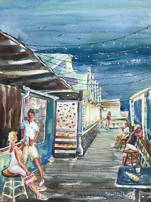 The Ocean Mist Beach Bar