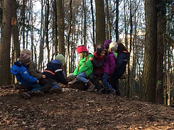 Wald Kinder Bern