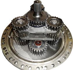 BC40 Gear box