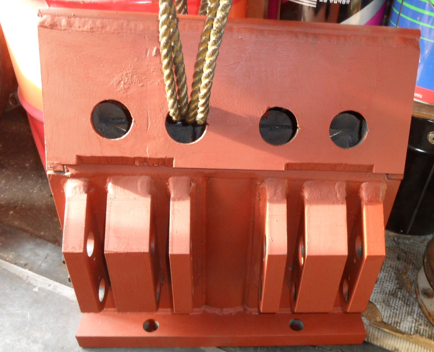 Suction Box D640