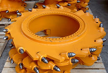 RSC cutting wheel