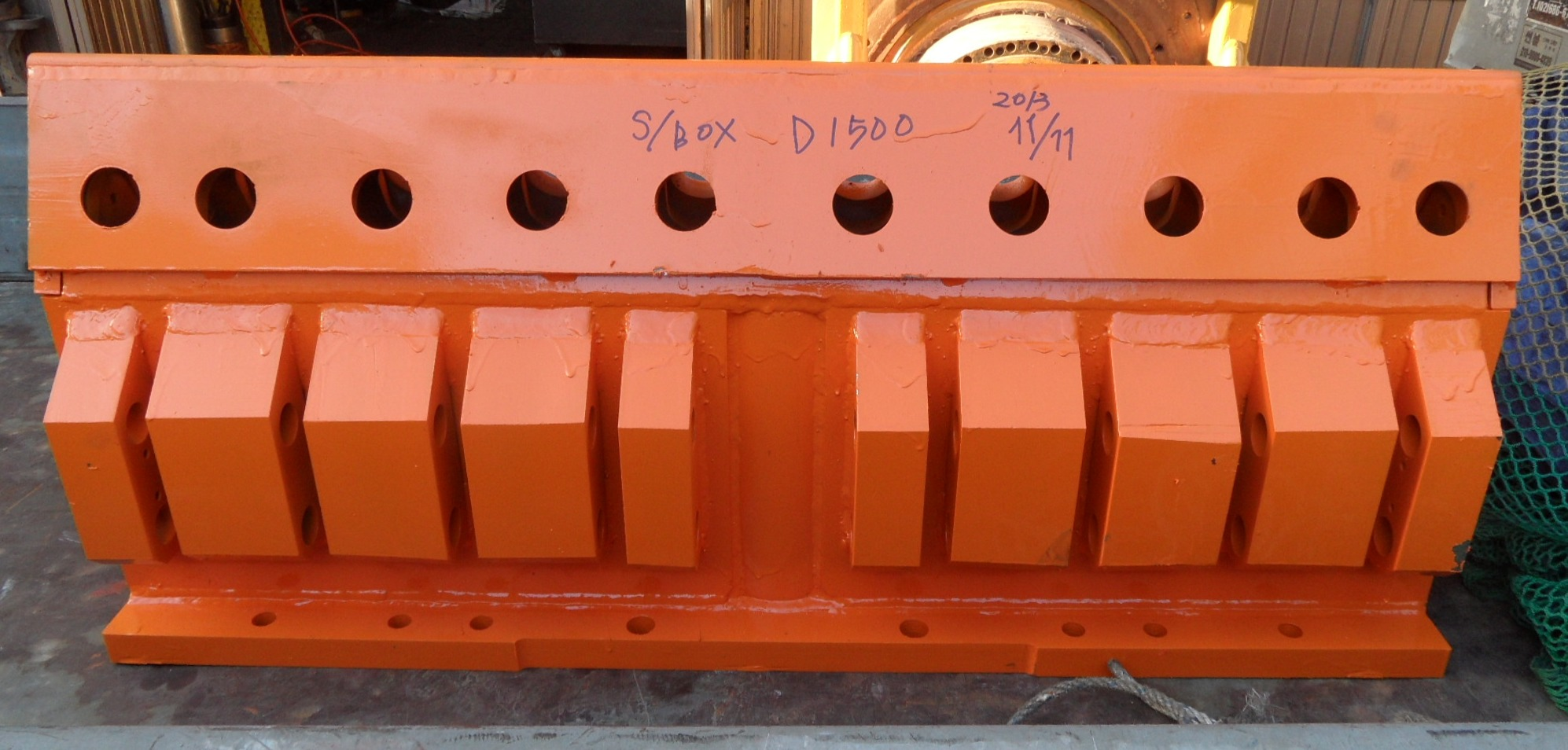 Suction Box D1500