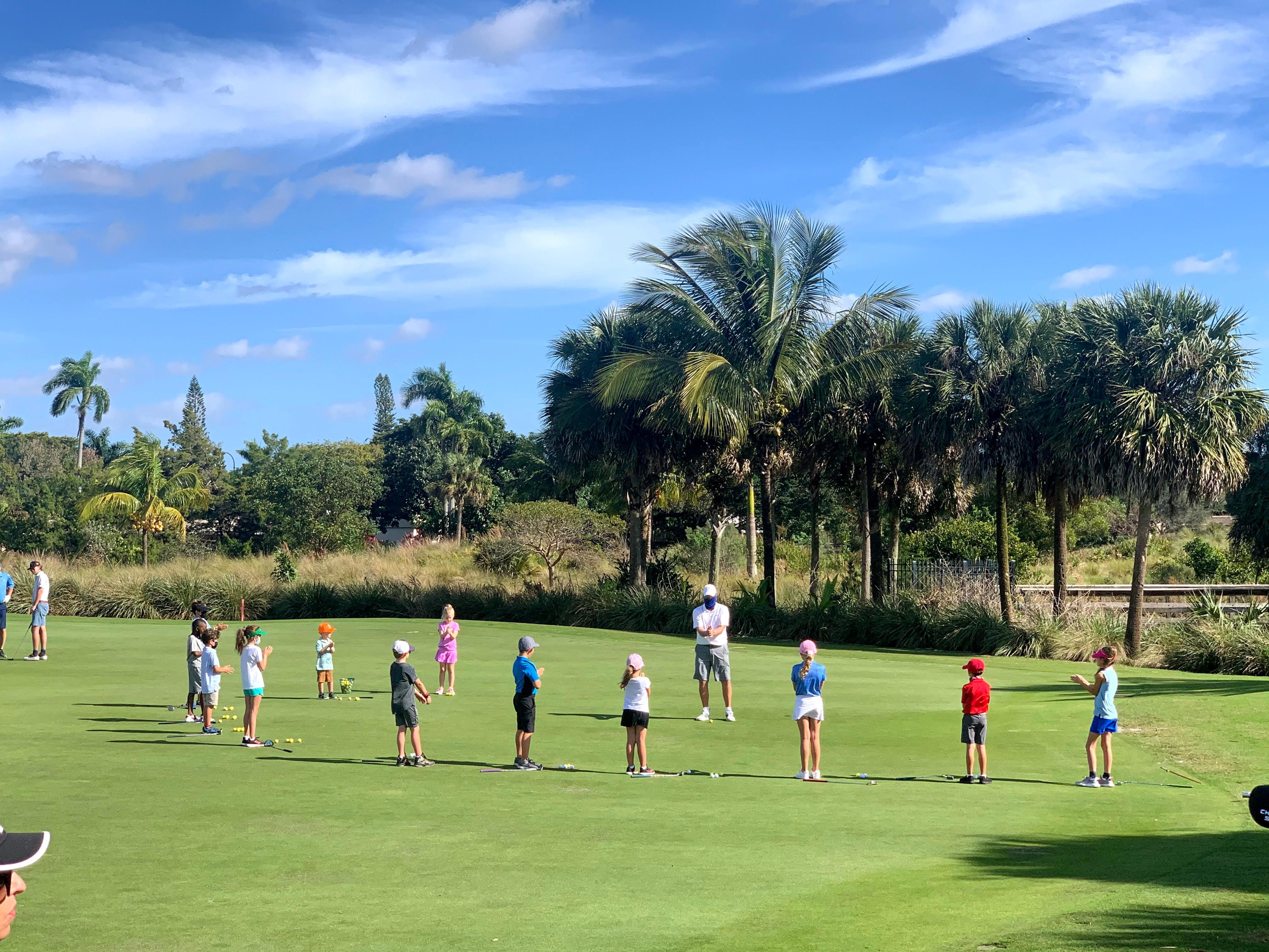 After School Golf 1 (ages 7-9, beginner)