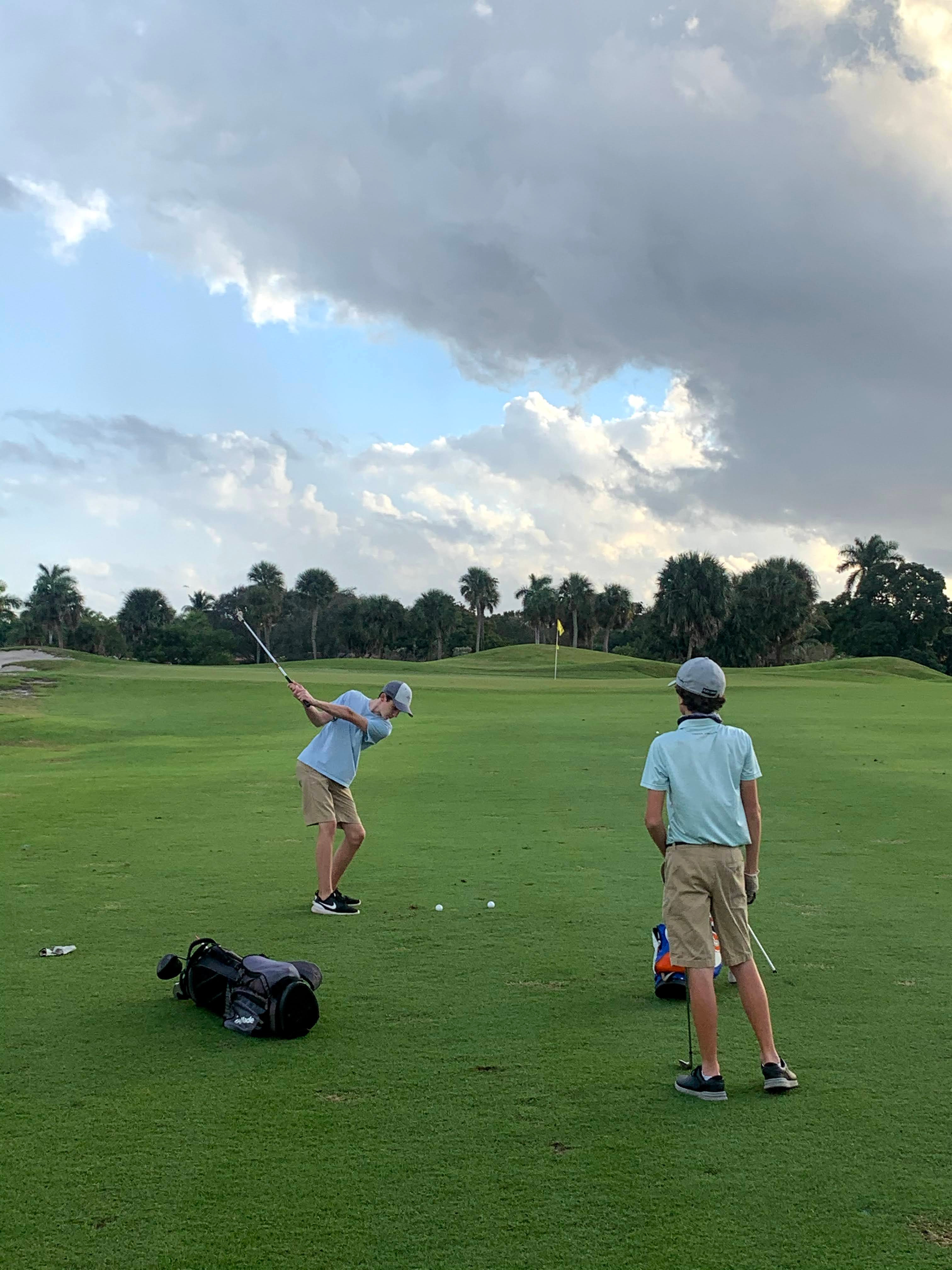 Middle School Golf (ages 11-14)