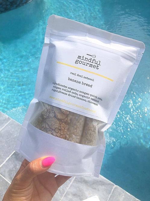 Real Deal Oatmeal - Banana Bread