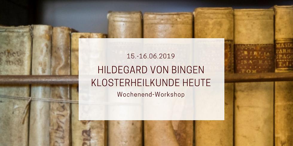 Hildegard von Bingen - Kloster- und Kräuterheilkunde heute (mit Daniela Dumann - Berlin)