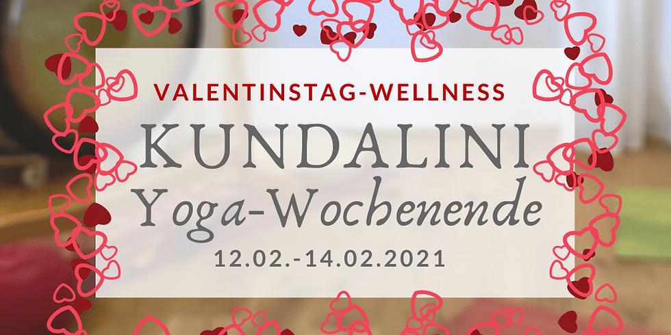 Kundalini Yogawochenende Valentinstag-Wellness