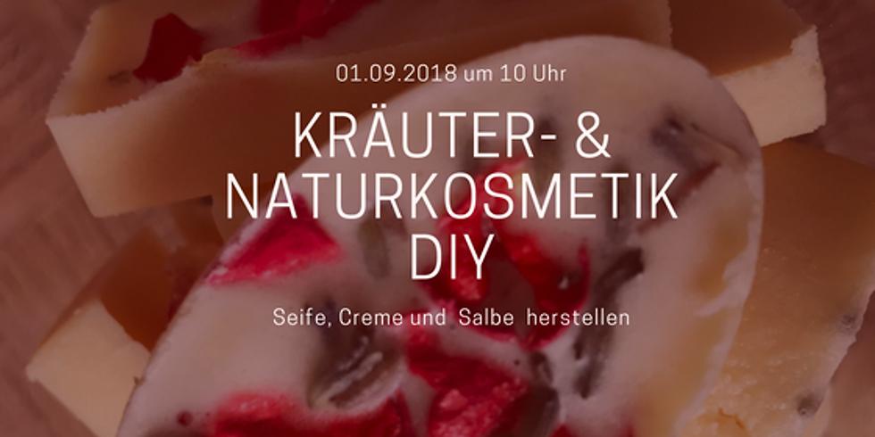 Kräuter-, & Naturkosmetik DIY