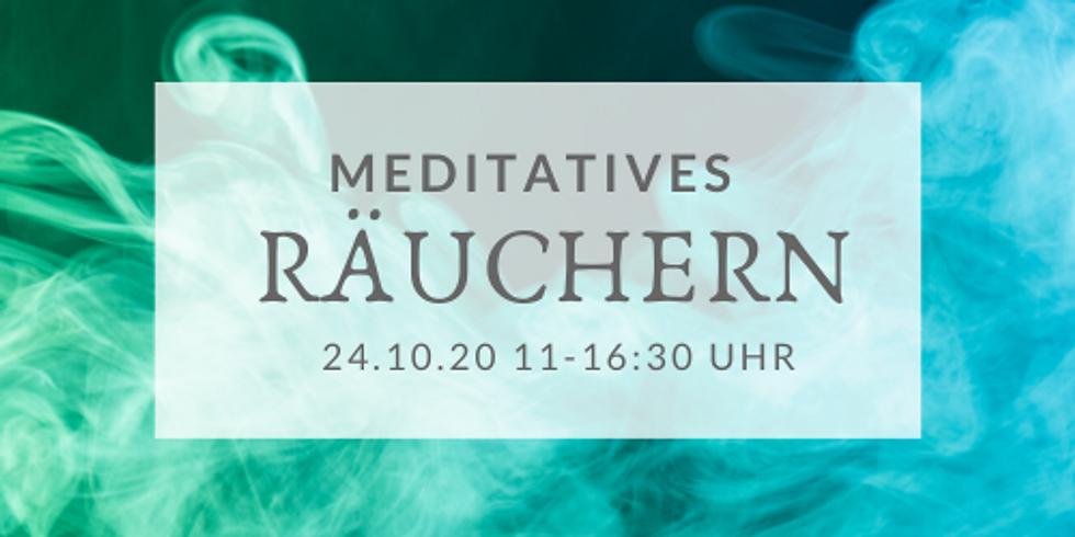 Meditatives Räuchern