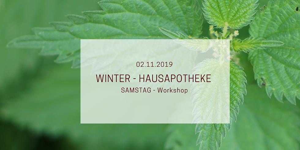 Winter - Hausapotheke - Wickel, Salben, Tees & Co für die kalte Jahreszeit (mit Angelika Lienicke -Leipzig)