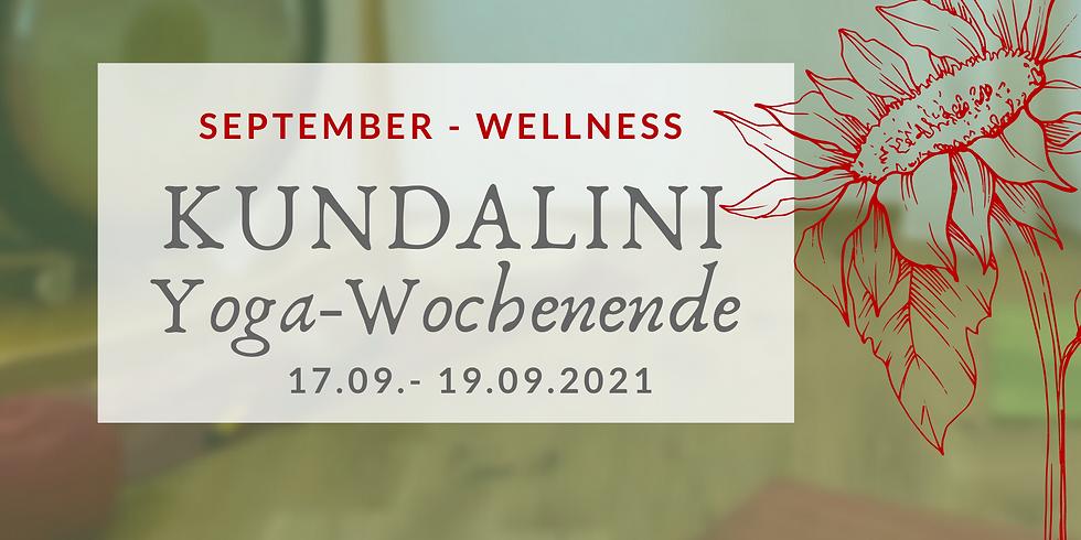 Kundalini Yogawochenende im Oderbruch (September 21)