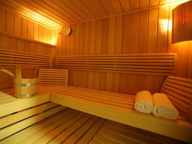 Sauna ab Mitte 2019