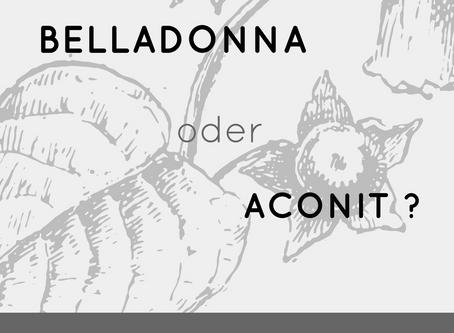 Aconitum oder Belladonna bei Fieber?