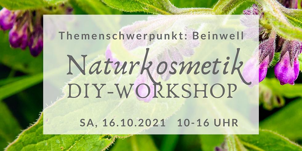 Naturkosmetik - DIY Workshop im Oderbruch (Schwerpunkt Beinwell)
