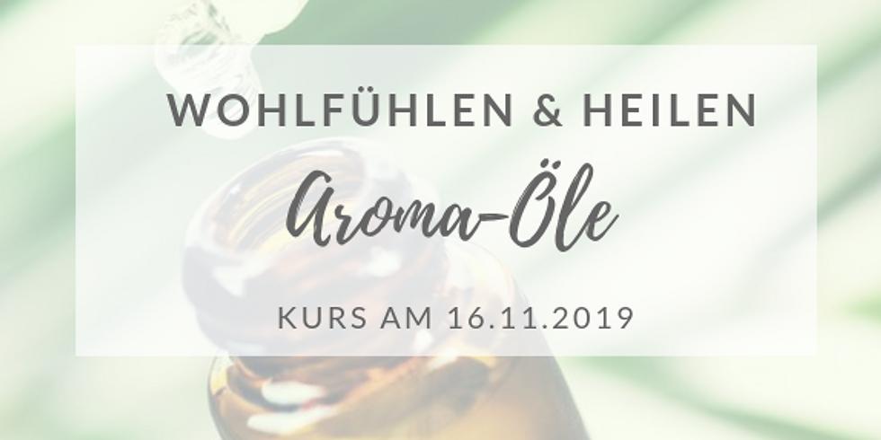 Aroma-Öle Wohlfühlen und Heilen