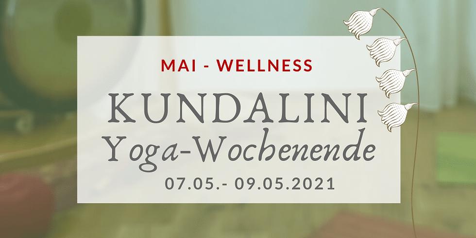 Kundalini Yogawochenende in Brandenburg / Oderbruch Special: Mai-Wellness