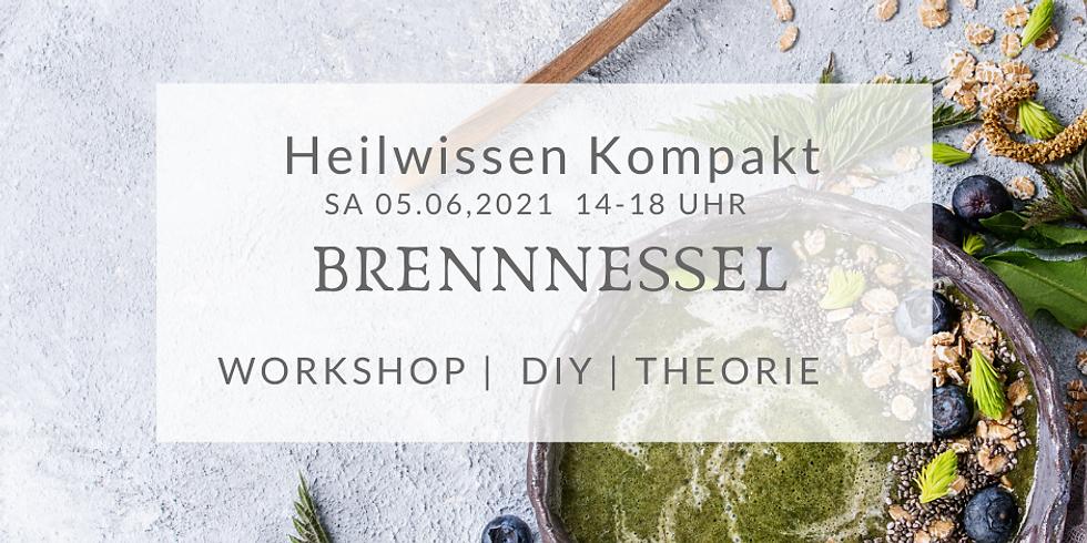 Heilwissen Kompakt -Brennnessel - Kochkurs, DIY, Wissen
