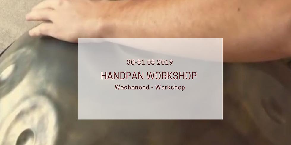 Handpan - Wochenendworkshop (mit Louis Lüder - Hamburg)