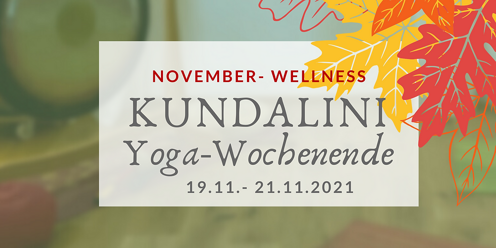 Kundalini Yogawochenende im Oderbruch (November 21)