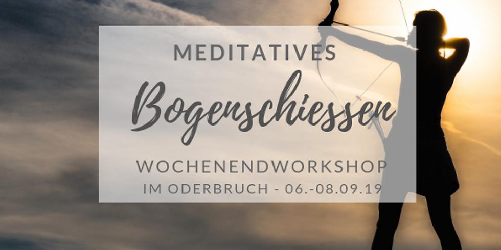 Meditatives Bogenschießen & Zazen - Wochenendworkshop (mit Sibylla Endres - Berlin)