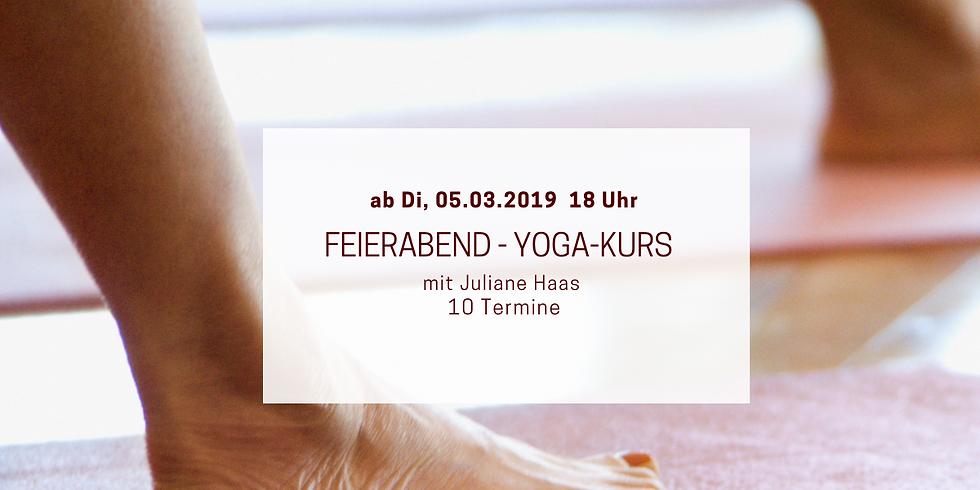 Feierabend Yoga im Oderbruch