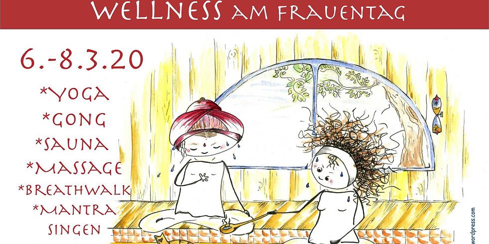 Kundalini Yoga Frauencamp Wellness Yogawochenende am Frauentag 2020