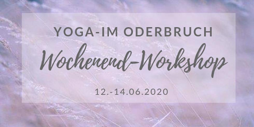 Yoga im Oderbruch - Wochenendworkshop mit Cornelia Fliege (Juni 2020)