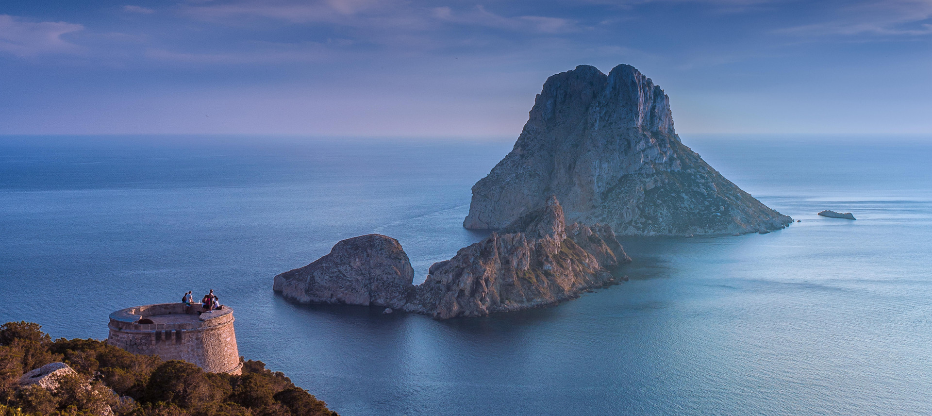 Es Vedra & the Pirate Tower, Ibiza