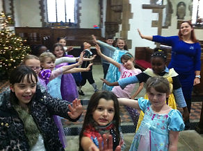 Drama Singing and Dance Classes for Children