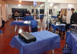 Centro de Entrenamiento. Quirófanos