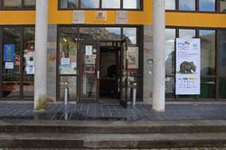 entrada centro de interpretación