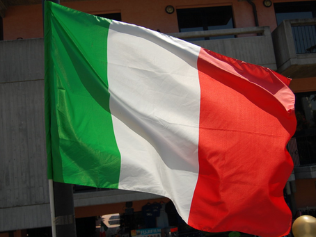 Researchers in Italy are increasingly citing researchers in Italy